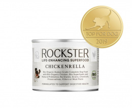 Rockster Superfood BIO CHICKENRELLA Kurczak 195g