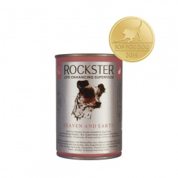 Rockster Superfood BIO HEAVEN AND EARTH Królik 400g