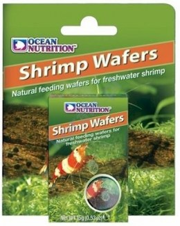 Ocean Nutrition Shrimp Wafers 15g (pokarm dla krewetek)