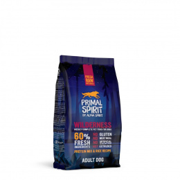 Primal Spirit 60% Wilderness 1 kg