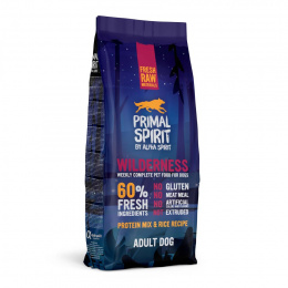 Primal Spirit 60% Wilderness 12 kg