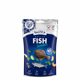 BALTICA Baltic Fish Sensitive 200 g Średnie Duże Rasy