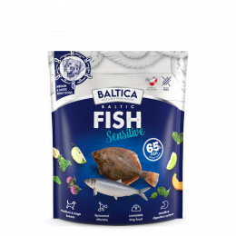 BALTICA Baltic Fish Sensitive 1 kg Średnie Duże Rasy