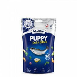 BALTICA Puppy Duck & Salmon Duże Rasy 200 g