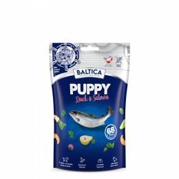 BALTICA Puppy Duck & Salmon Małe Rasy 200 g
