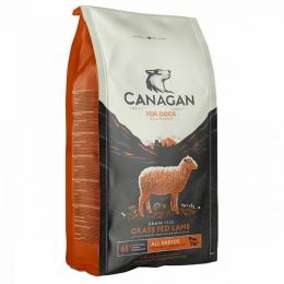 Canagan Grass - Fed Lamb Dog Adult 12kg - jagnięcina