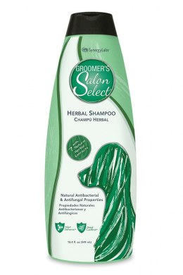 Groomer\'s Salon Select Herbal / Szampon ziołowy 544ml